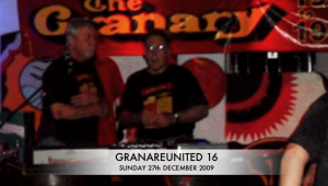 Al and Ade at the turntables- Granareunited 16